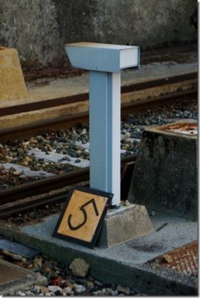 Detalle 2 de la estación de Vigo-Urzaiz