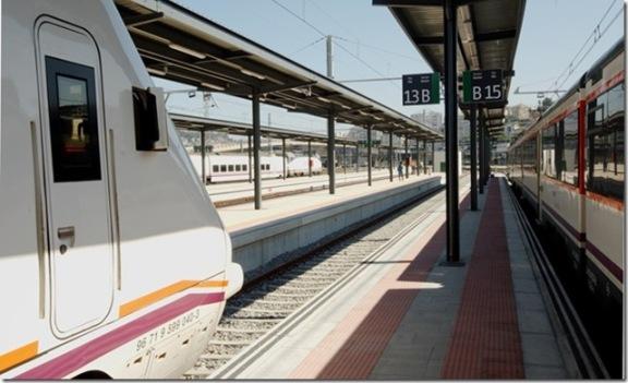 Vigo Guixar trenes