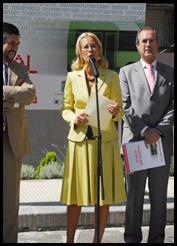 Alcaldesa de Vigo, Corina Porro