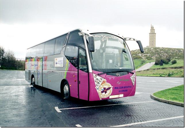 Bus Deportivo - 24
