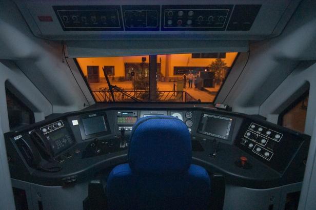 Cabina del S-120