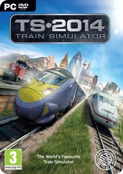 train simulator 2014 cover
