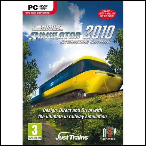 Trainz 2010 cover