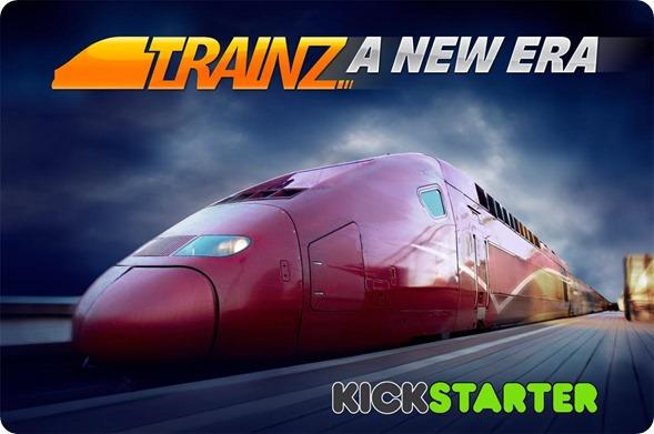 Trainz New Era Kickstarter