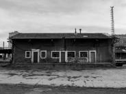 Edificio anexo de la estación
