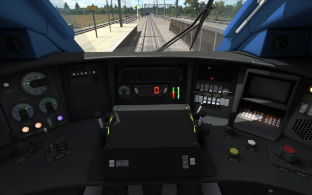 TGV Duplex en Train Simulator