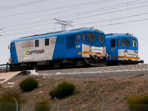 Locomotora CFR 060-DA-001